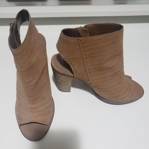 Shoes - Superdry Open Toe Ankle Booties